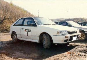 BFMR ファミリア GT-Ae