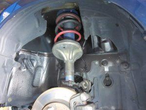 CU2W エアトレック ジーバート防錆処理