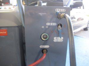 フラッシング&循環洗浄モードでリフレッシュ
