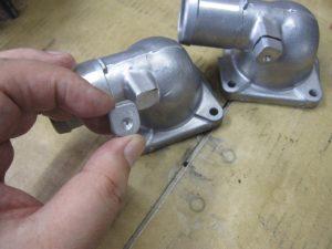 ランエボ 水温センサーフィッティング