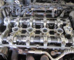 ランエボ 4G63エンジン タペットカバーパッキン交換