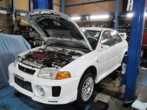 CP9A ランエボ5 特選中古車