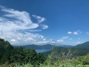 箱根 芦ノ湖ドライブ